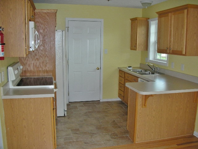 Kitchen photo #2 at 601 Hawknest Road in State College, PA.