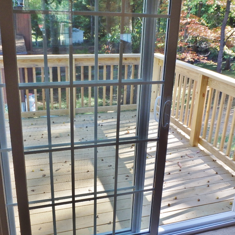 Deck photo of the house for rent at 103 Driftwood Drive in State College, PA.