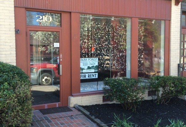 210 W. High Street Commerial Space For Rent in Bellefonte, PA