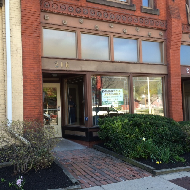Commercial Space for rent at 216 W. High Street, Bellefonte PA