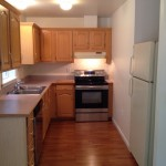 Kitchen photo of the duplex at 3050 Carnegie Drive in State College PA