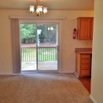 Dining room photo of the duplex at 3050 Carnegie Drive in State College PA