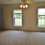 Living Room photo of the duplex at 3050 Carnegie Drive in State College PA