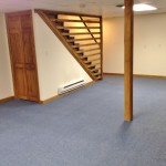 Basement photo of the duplex at 3050 Carnegie Drive in State College PA