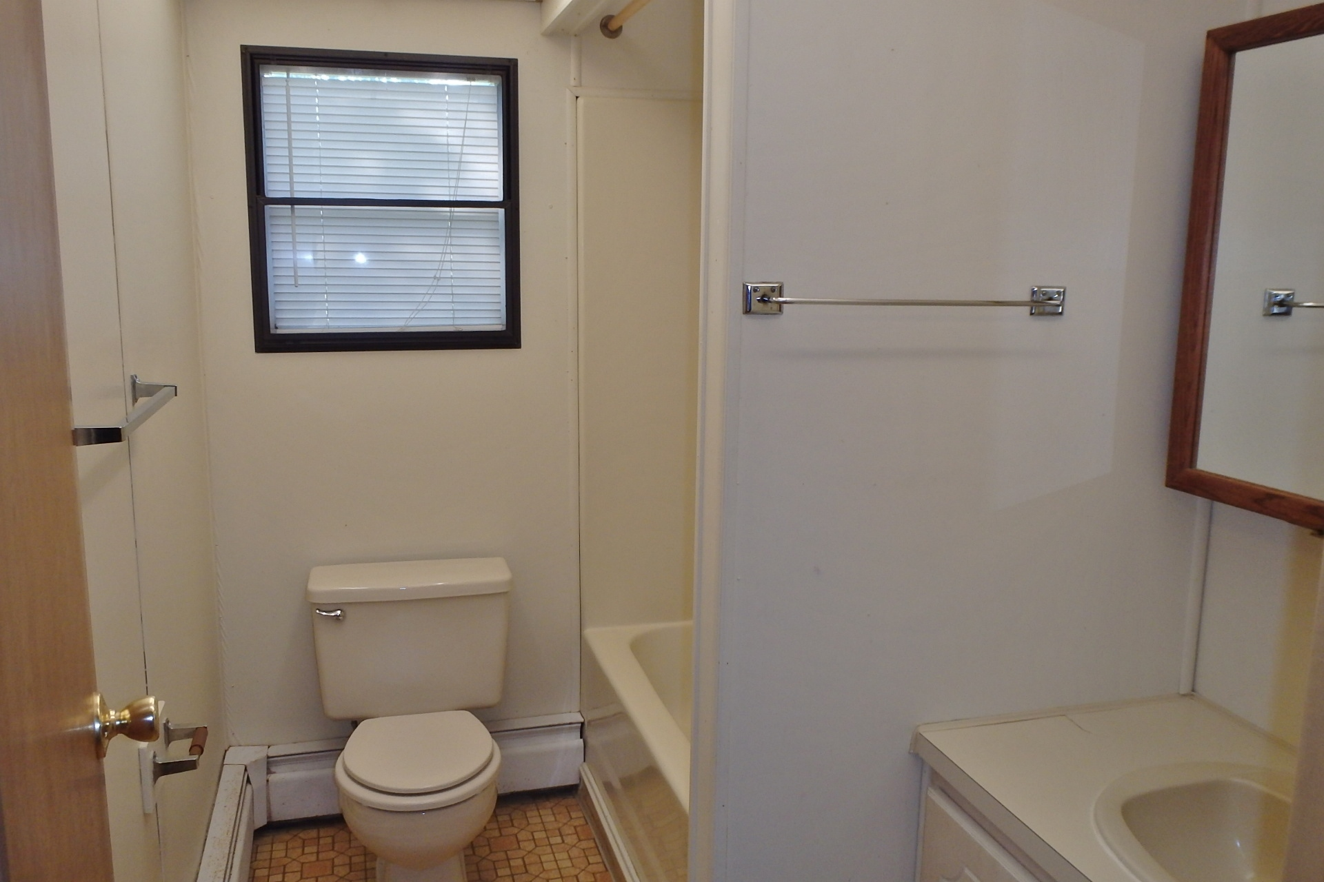 Bathroom photo of the 2 bedroom house for rent at 3119 Carnegie Drive in State College, PA.