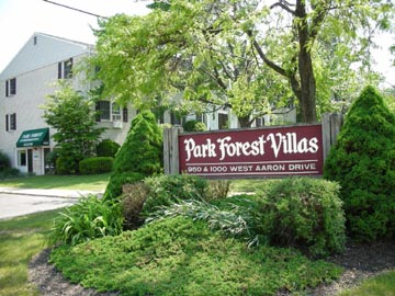 Welcome to the Park Forest Villas