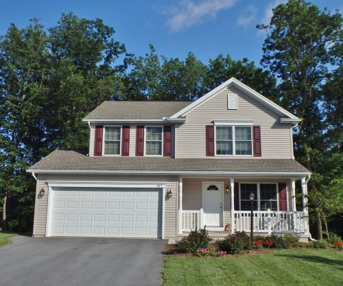107 McKivison Court in State College, PA | 3 bedroom house for rent.