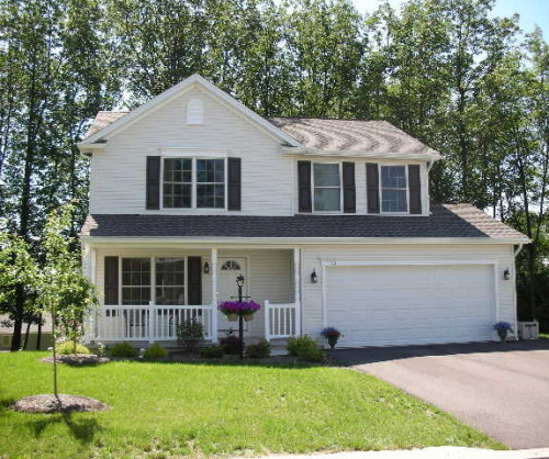 113 McKivison Court in State College, PA | 3 bedroom house for rent.