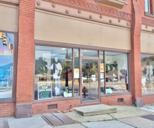 Photo of 224 W. High Street commerical store front for rent in Bellefonte, PA