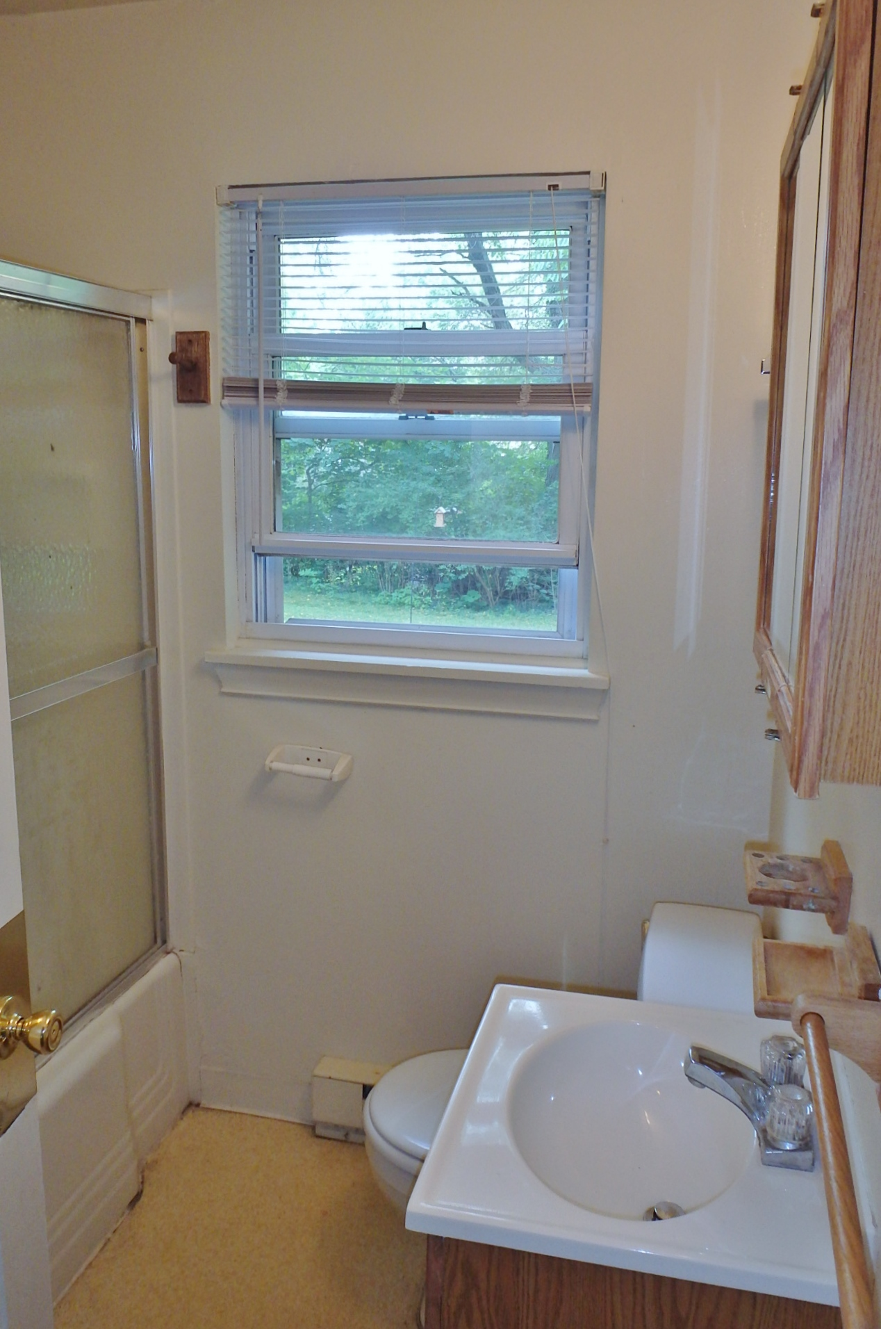 Bathroom at 1007 N. Atherton Street in State College, PA