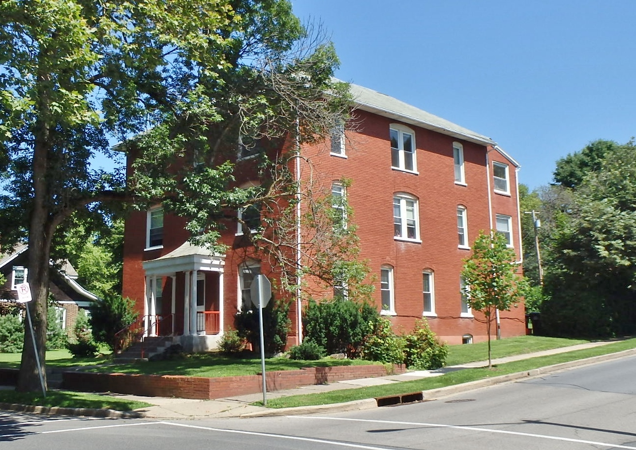 440 W. Foster Avenue, A Graduate Student Apartment Building in Downtown State College PA.