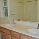 Master bathroom photo of the 4-bedroom house for rent at 1840 Park Forest Avenue.