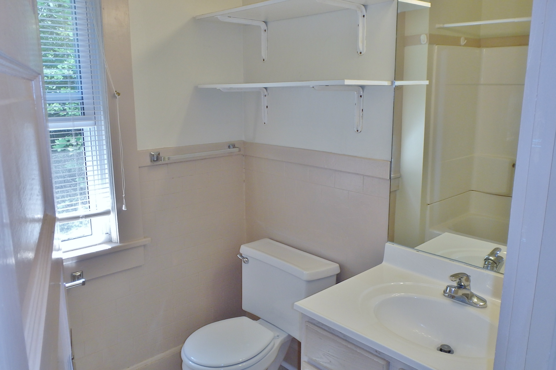 Bathroom photo of the house for rent at 250 S. Barnard Street, State College.