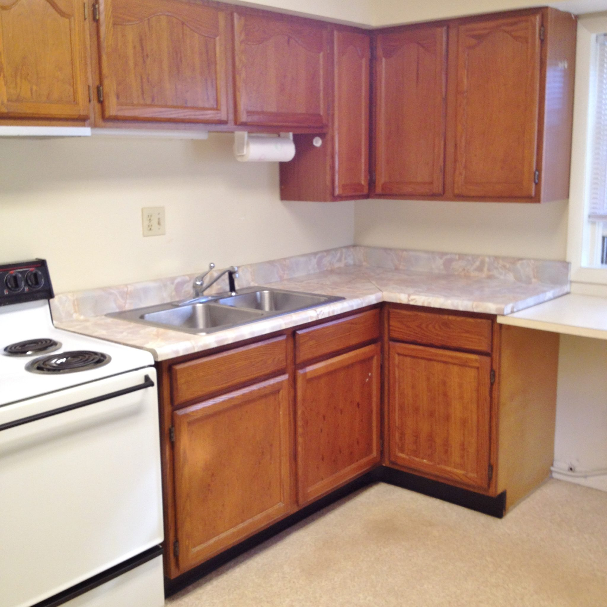 Kitchen photo #1 of the 921 Taylor Street apartment.