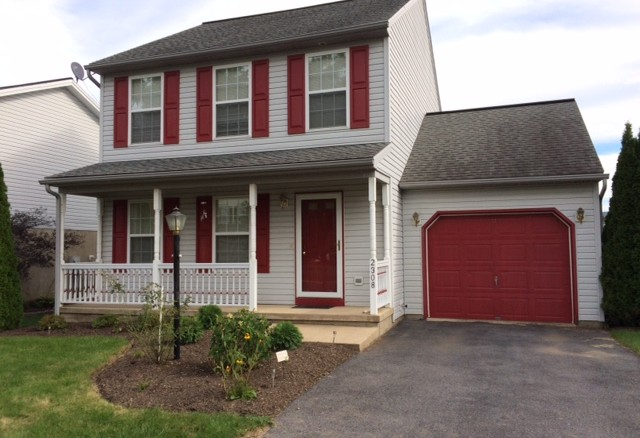 Featured photo of the 3-bedroom house for rent at 2308 Quail Run Road, State College PA.