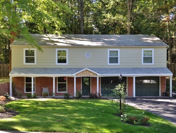 Front photo of the 3-bedroom house for rent at 724 Cornwall Road in State College, PA.