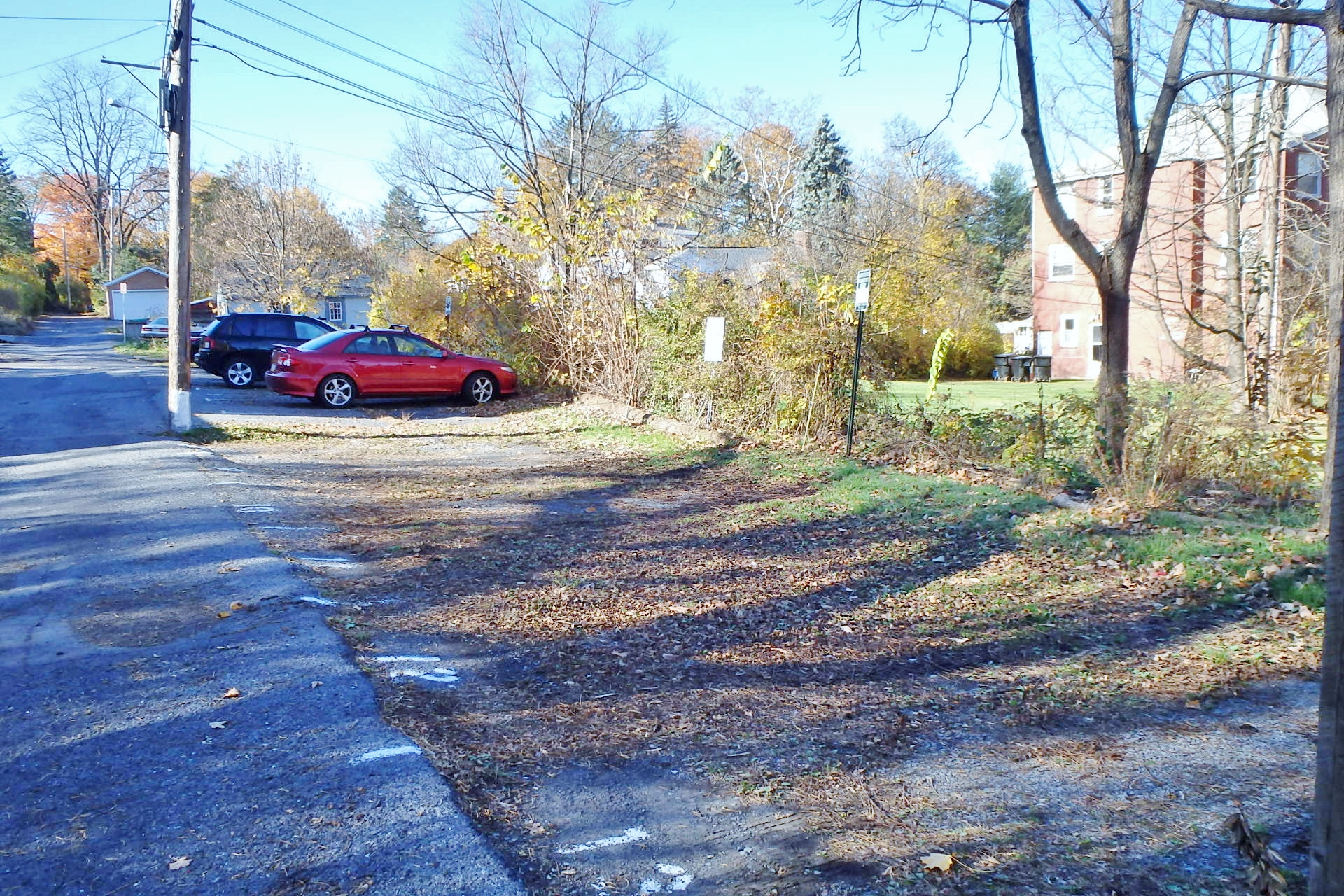 Parking Spaces for rent at 440 W. Foster Avenue, State College PA.