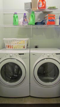 Laundry at 688-A Oakwood Avenue, State College.