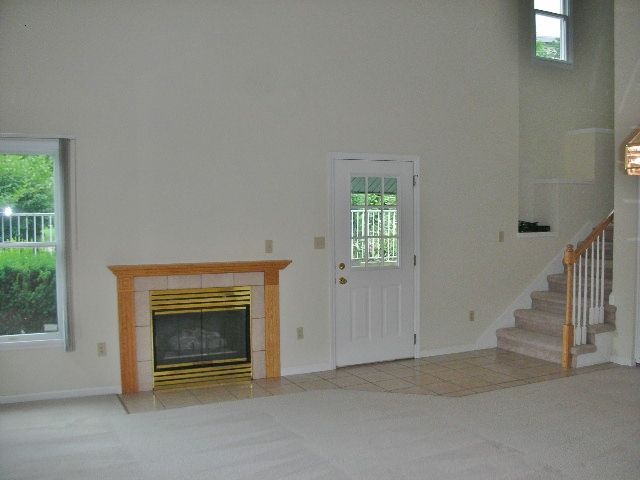 Fireplace photo at 715 Tussey Lane in State College.