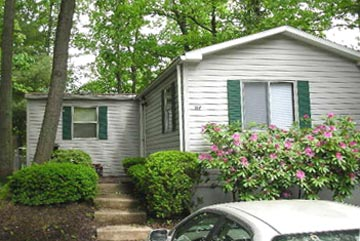 Front photo of the 3-bedroom house for rent at 108 Driftwood Drive in State College, PA.