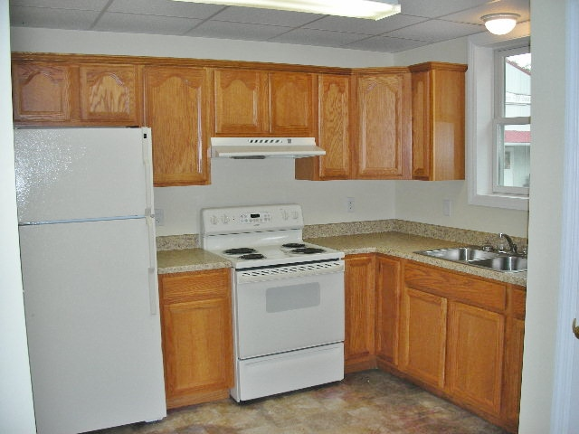 Kitchen at 131-A E. College Avenue.