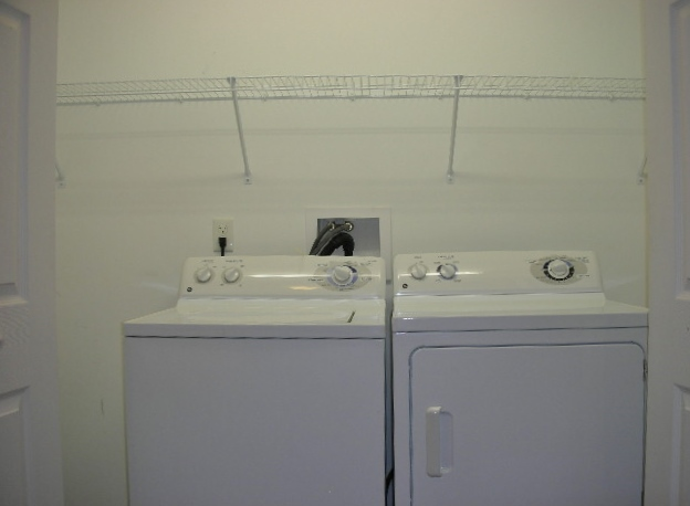 Laundry included at 131-A E. College Avenue.