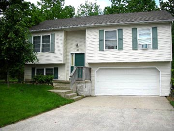 3-bedroom house for rent at 161 Ghaner Drive in State College, PA.