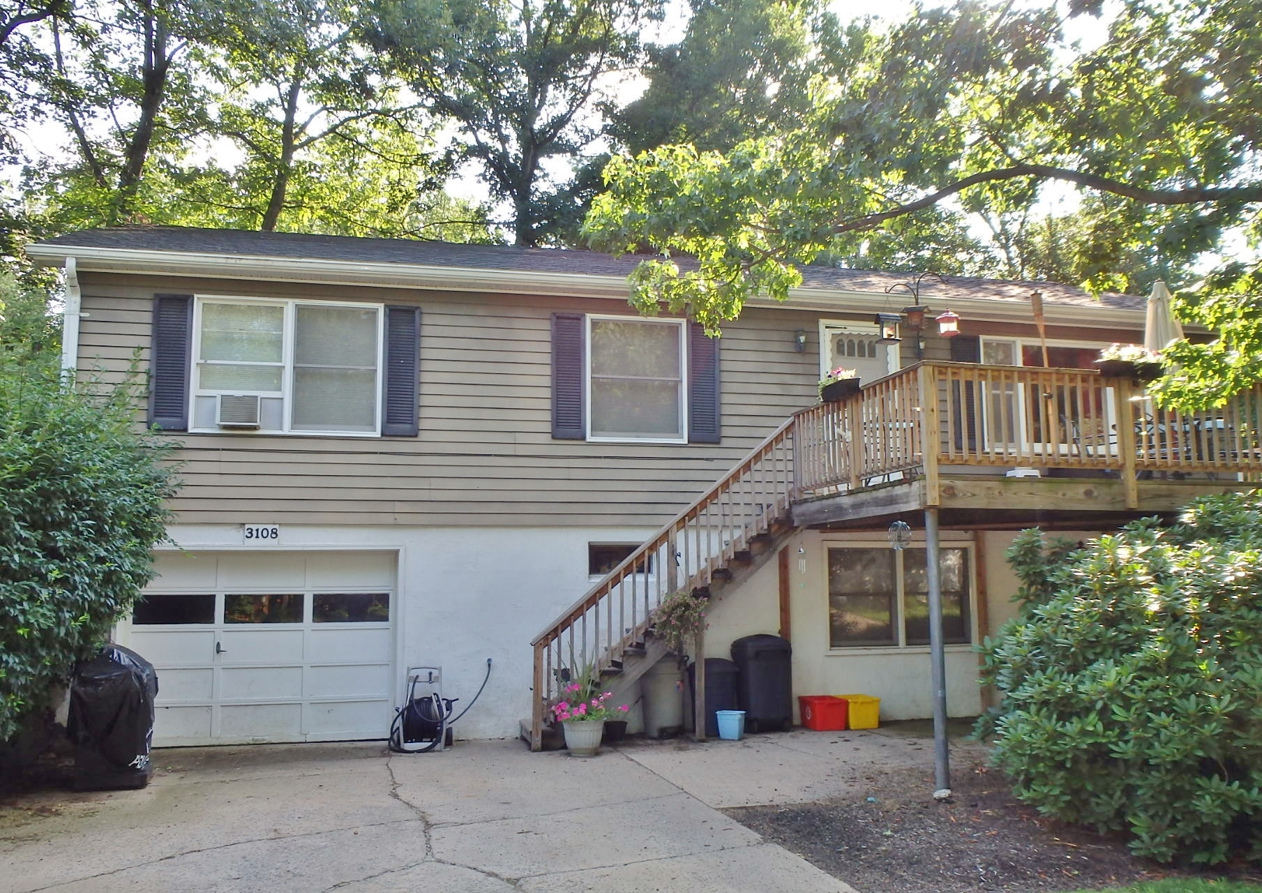 3-bedroom house for rent at 3108 Carnegie Drive in State College, PA.