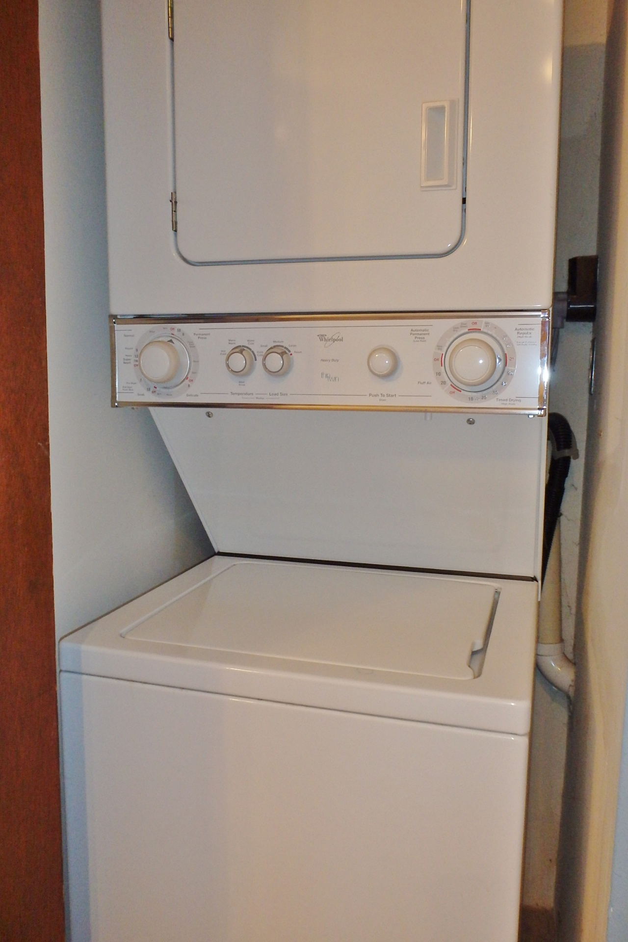 Laundry appliances are included at 9 Fredericksburg Court