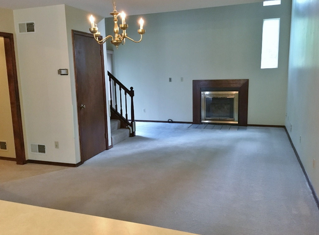 Photo of the living room at 720 Galen Drive.