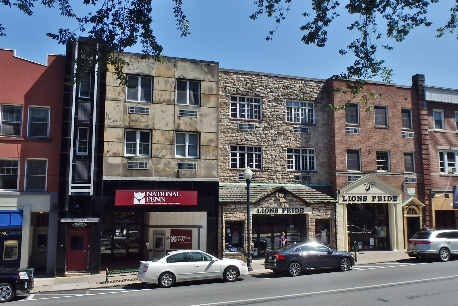 The Fromm Building: 112-118 E. College Avenue Student Apartments