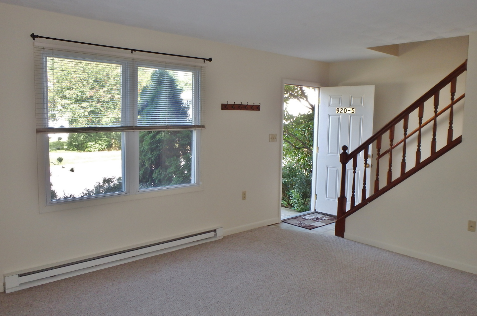 Living room photo at 920-5 Southgate Drive, State College PA.