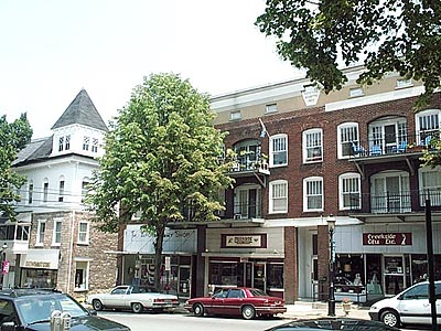 2 Bedroom apartments for rent at 108 N. Allegheny Street in Bellefonte, PA