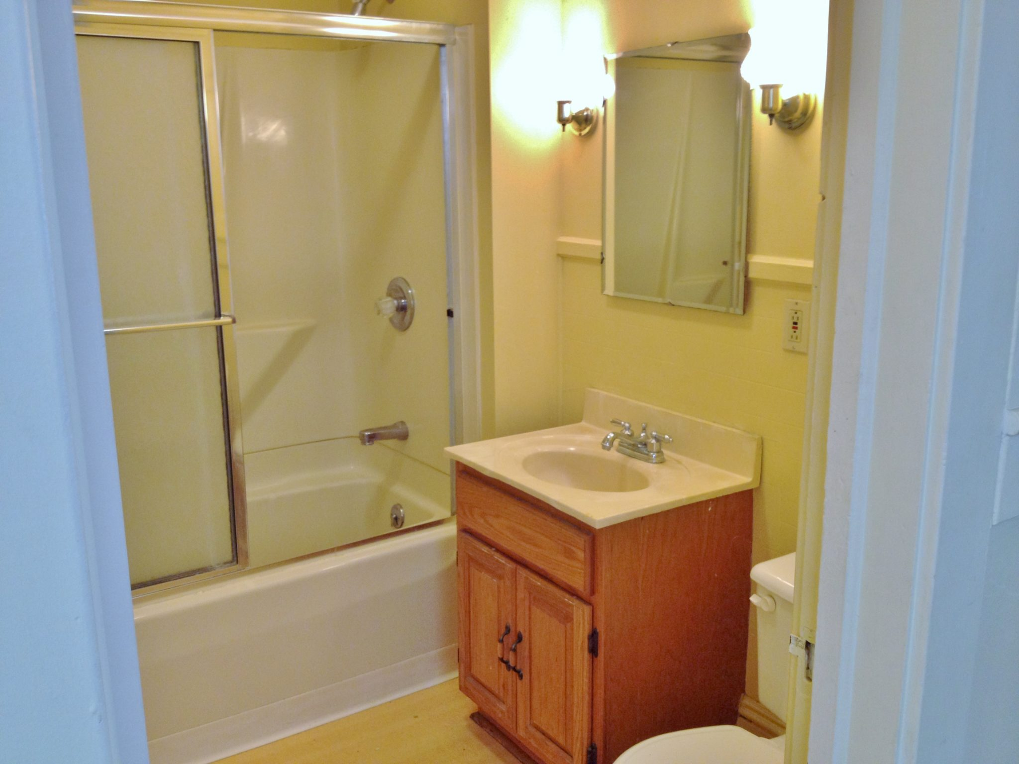 Bathroom photo from Apartment #3