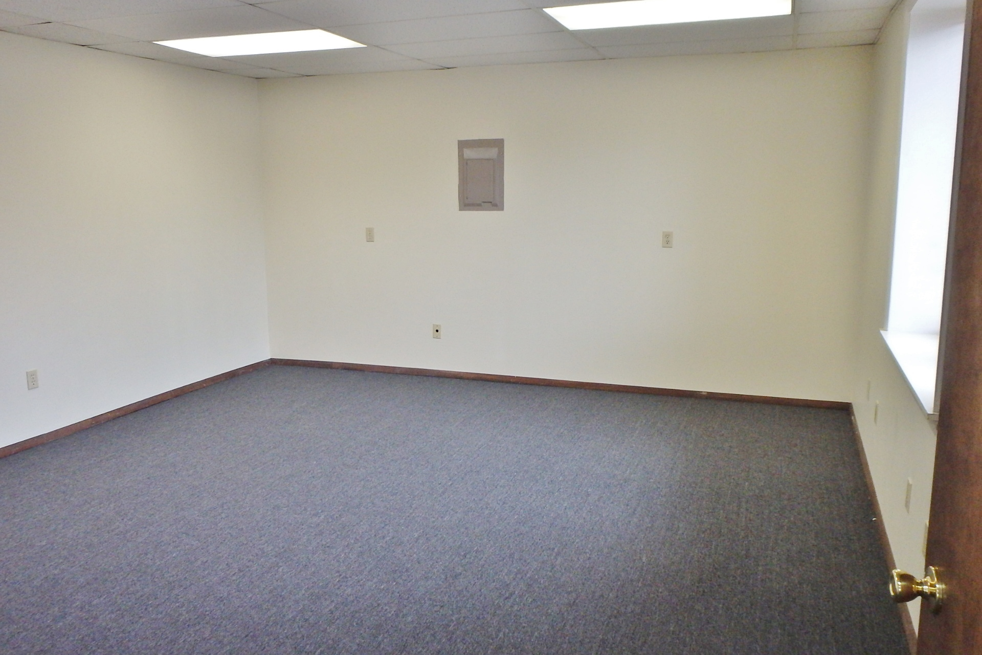 Back Room of the commercial space for rent: 1790 N. Atherton Street, State College PA