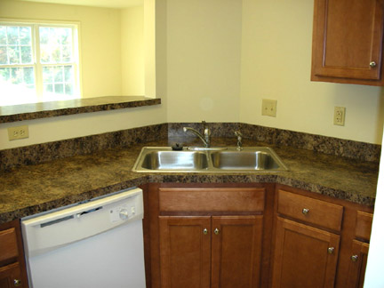 Kitchen Photo #2: Vista Courts Townhouses for rent in State College PA