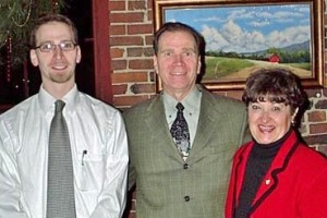Samuel Hawbaker, Todd Hawbaker and Joan Brower, Principles of Park Forest Enterprises, Inc.