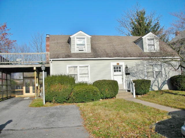 Front photo of the 1-bedroom apartment for rent at 1207 W. Beaver Avenue in State College, PA.
