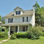Front photo of the 3-bedroom student home for rent at 136 Hartswick Avenue in State College PA.