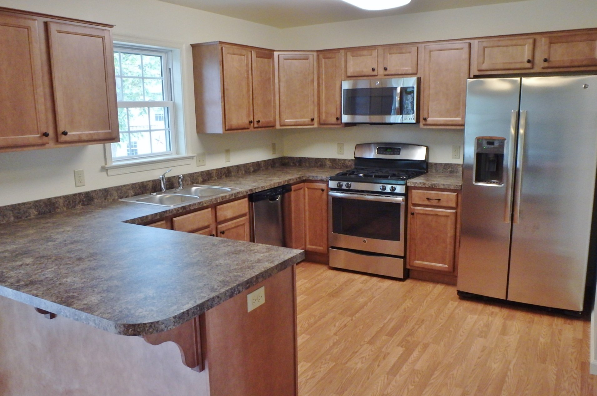 Kitchen photo at 164 McKivision Court in State College PA.