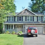 Photo of the 4-bedroom house for rent at 1840 Park Forest Avenue, State College PA.