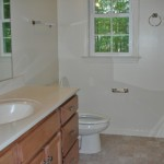 Bathroom photo of the 4-bedroom house for rent at 1840 Park Forest Avenue.