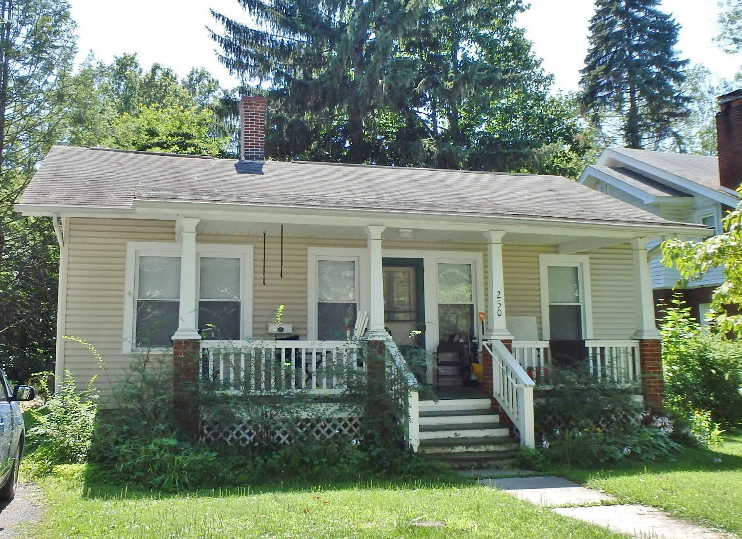 Photo of the 2-bedroom house for rent at 250 S. Barnard Street in State College, PA.