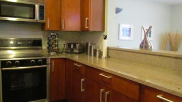 Kitchen at 688-A Oakwood Avenue, State College.