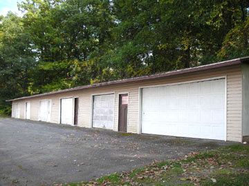 Storage bays at 131 Green Alley are managed by Park Forest Enterprises, Inc.