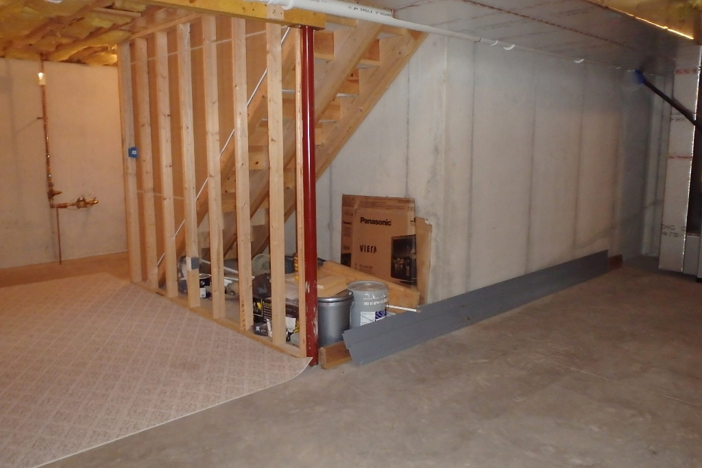 Basement photo: 201 Ghaner Drive