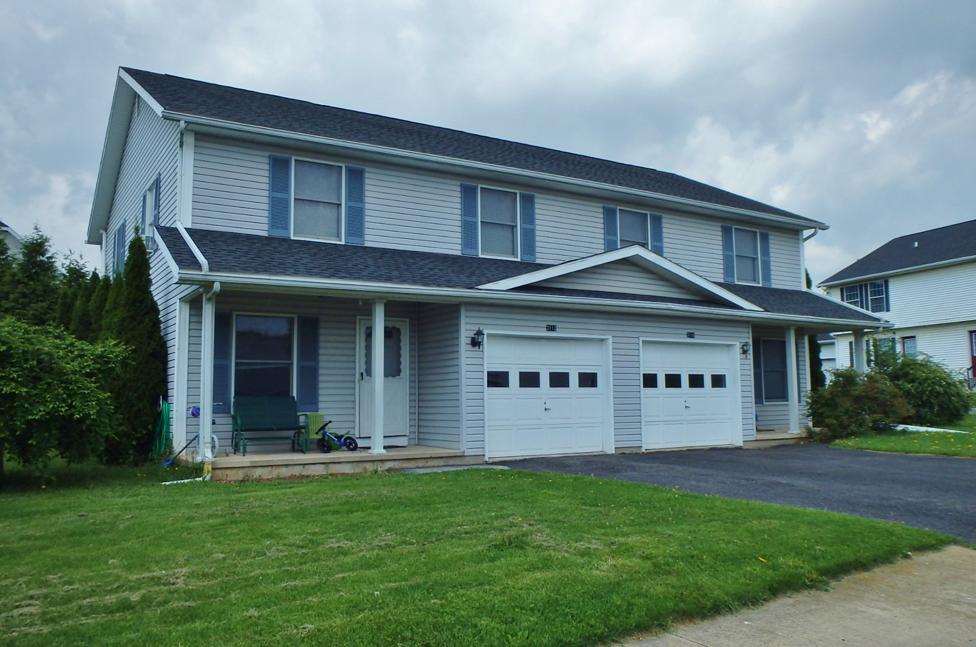 3112 Shellers Bend, 3-Bedroom Duplex for rent in State College, PA.
