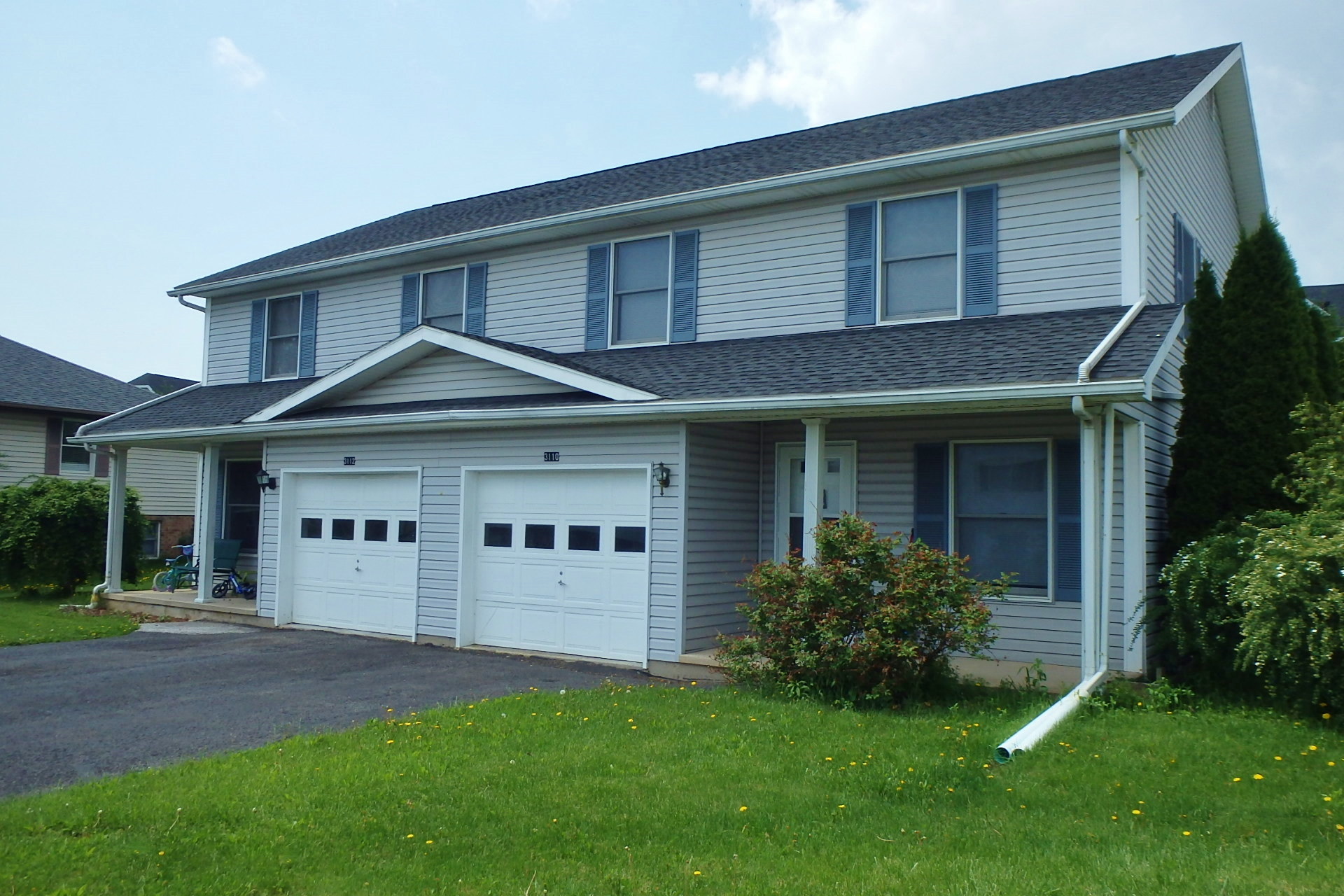 3110 Shellers Bend, 3-Bedroom Duplex for rent in State College, PA.