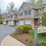 Vista Court Townhouses For Rent: 851-899 Galen Drive, State College, PA 16803