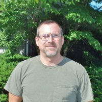 Maintenance Supervisor, Steve Gearhart